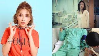Nữ diễn viên hài Khả Như bị ta.i n.ạn nghiêm trọng khi tập phun lửa trong liveshow Kiều Minh Tuấn