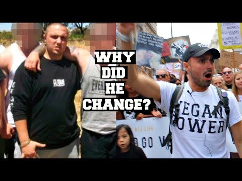 From Violent Ex-Gang Member To Sober Vegan Activist  [TRANSFORMATION STORY]