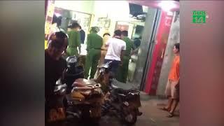VTC14 | Hà Nội: Cướp tiệm vàng ở đường Láng trong đêm