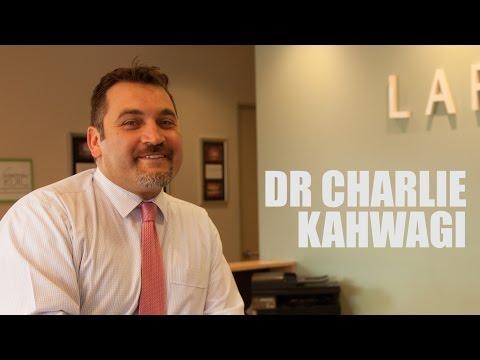 Dr Charlie Kahwagi - LARA dental