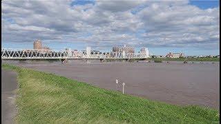 2019.10.13.    台風19号通過後の一級河川    ~江戸川、荒川、利根川~