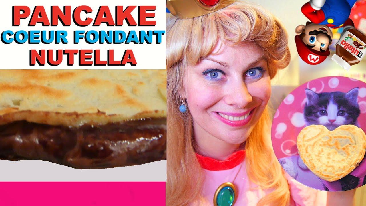 Pancake fondant nutella virginie fait sa cuisine 45 youtube - Samantha fait sa cuisine ...