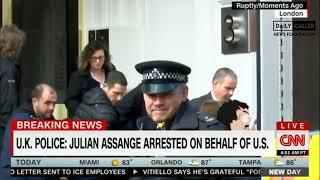 Julian Assange Arrested! (Comedy)
