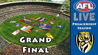 AFL Live Season Mode: Grand Final