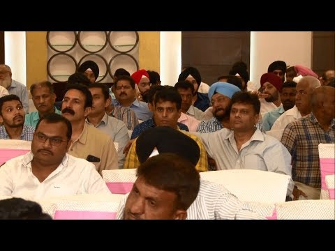 Mega Meet Mumbai Crane Owners Meeting 26-09-17 Part 2-Crane