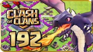 Let's Play CLASH of CLANS 192: Alte Besetzung & Drache auf Level 2 verbessern!