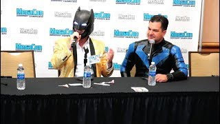 How to Combine Comics & Cosplay | MELF Panel at MegaCon Tampa