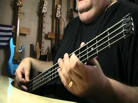 Hillsong We Will See Him Bass Cover