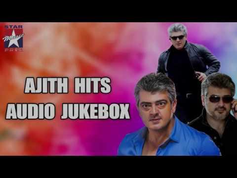 Ajith Hits  Jukebox  Ajith Super Hit Songs
