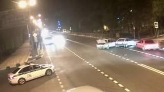 В Сочи столкнулись несколько автомобилей. Новости Эфкате Сочи
