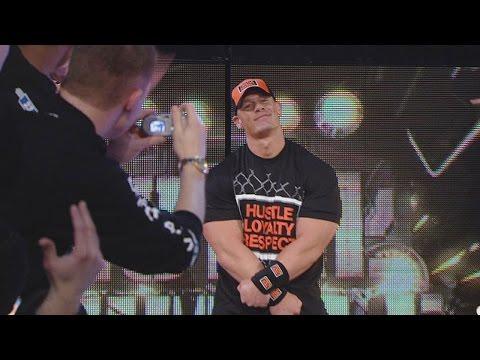 WWE Network: John Cena makes a surprise return at Royal Rumble 2008