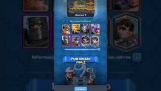 LAST YEAR!! Opening chests Clash Royale
