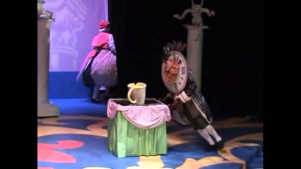 Beauty And The Beast Jr Tya 2013 Entire Musical Youtube