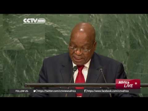 UNGA: South African President calls for UN reform