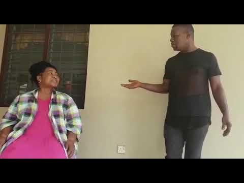 Download Nana Yeboah nsemfon comedy with Christian Awuni