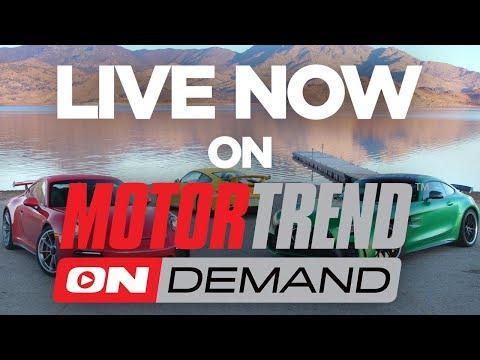TEASER: 2018 Mercedes-AMG GT R vs. 2018 Porsche 911 GT3! - Head 2 Head Ep. 100
