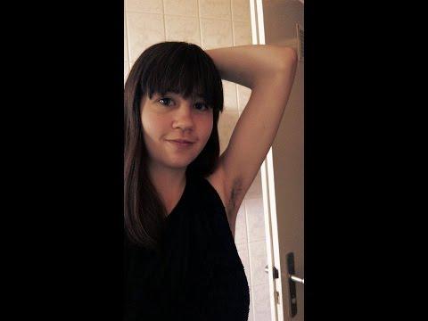 Ich bin UNRASIERT! Zwänge der Gesellschaft  Vorteile & Vorurteile  Hannah&Osmo  Vegan Power Girl