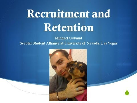 Sustainable Recruitment :: Mike Gobaud