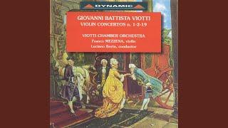 Violin Concerto No. 19 in G Minor, G. 91: I. Allegro maestoso