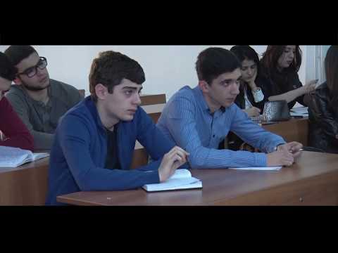 Презентационный фильм - Филиал МГУ имени М.В Ломоносова в Ереване.