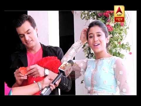 Yeh Rishta Kya Kehlata Hai: Kartik and Naira celebrate Valentines day in a unique way, watch now