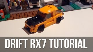 How To: 4wlc Drift RX7 Tutorial