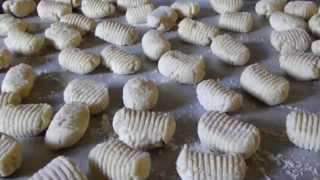 Gluten Free Gnocchi - Made With Ricotta