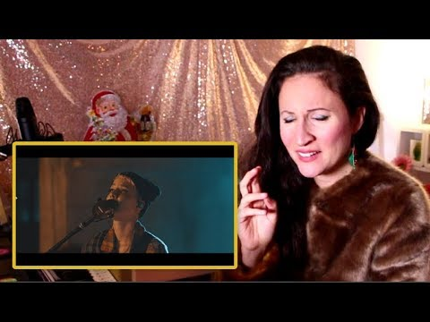 Vocal Coach REACTS To HALSEY- EYES CLOSED- (Stripped)