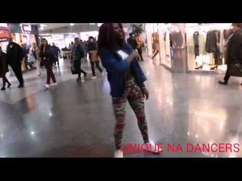 Jacuzzi - Wizboyy ft Ice Prince: Unique NA  Dancer