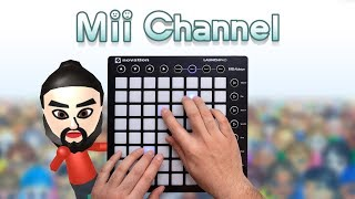 Making Music With The Mii Channel Theme!