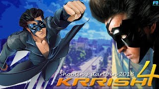Krrish 4 shooting starts in 2018 : latest bollywood news in hindi | bollywood gossip✔hindi new movie