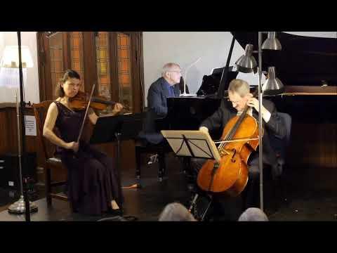 Schumann Piano Trio No.2 in F Major, Op.80