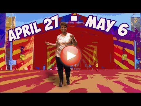 Official Jazz Fest 2018 Talent Announcement Video Mp3