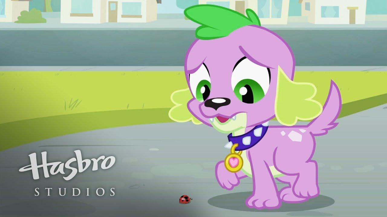My Little Pony Equestria Girls  Meet Spike  YouTube