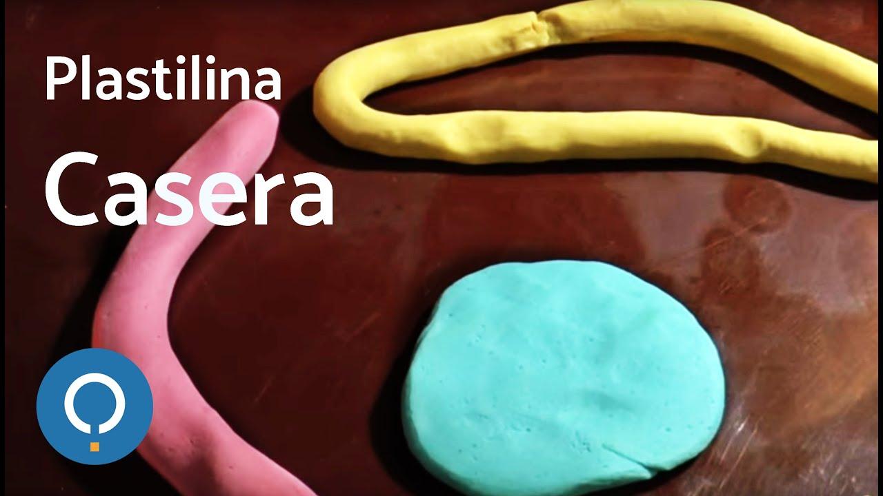 10c5d628f Cómo hacer plastilina casera - YouTube