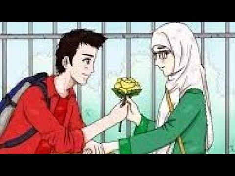 Lirik Lagu Cinta Sejati (OST Habibie Ainun) - Bunga Citra Lestari Versi Animasi