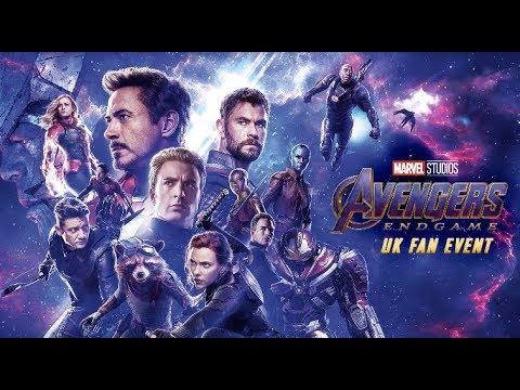 Avengers: Endgame London Fan Event