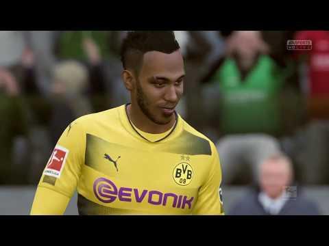FIFA 18 Borussia Dortmund vs Hannover 96 Bundesliga Predictor