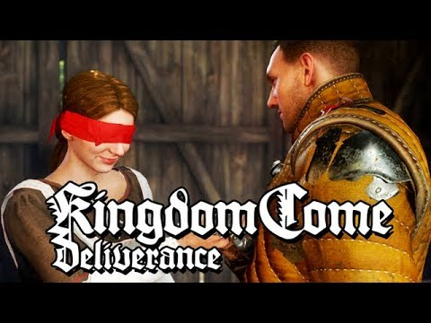 Kingdom Come Deliverance Gameplay German #16 - In einer Beziehung