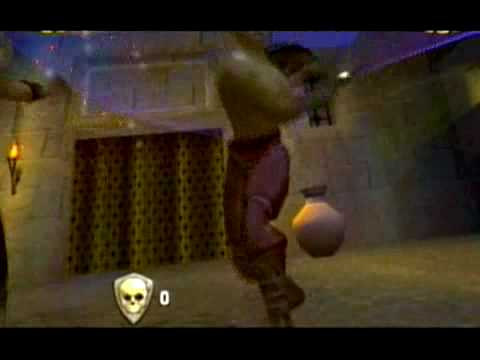 The Scorpion King Rise of the Akkadian - Trailer E3 2002 - PS2