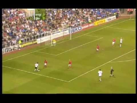 Richard Ashcroft - The Legends England v Germany 2006