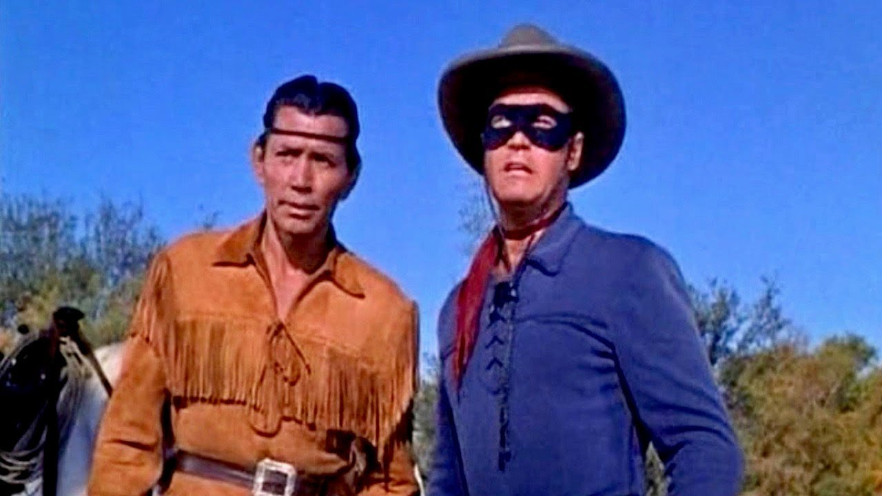 CLASSIC WESTERN MOVIE: The Lone Ranger and the Lost City of Gold   Full Length   English