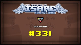 Binding of Isaac: Rebirth Item guide - Godhead