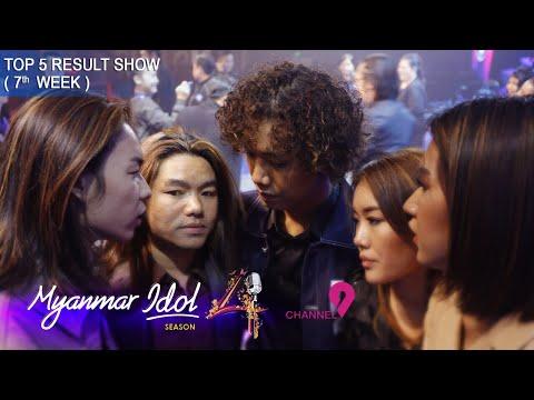 Download  Myanmar Idol Season 4 2019 | Top 5 | 7th week Result Show Gratis, download lagu terbaru
