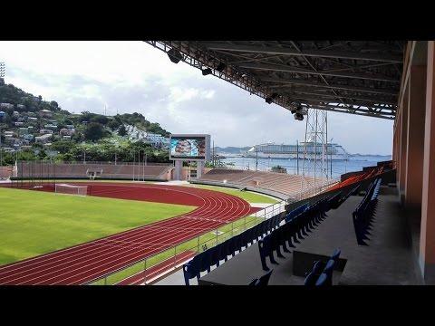 National Athletics & Football Stadium Opening - Grenada