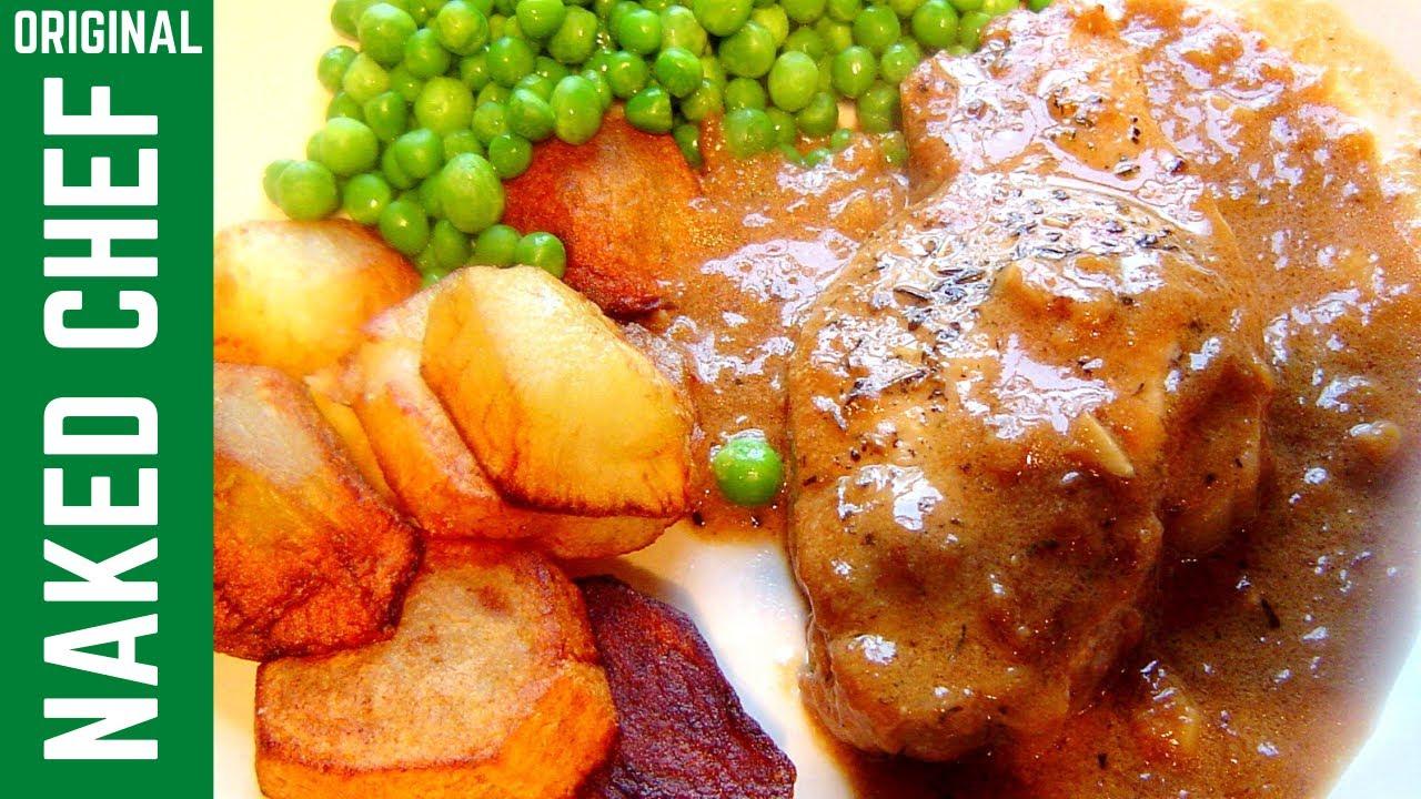 Pork With Gravy Sauce How To Cook Recipe