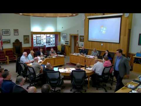 Brant County Council Meeting