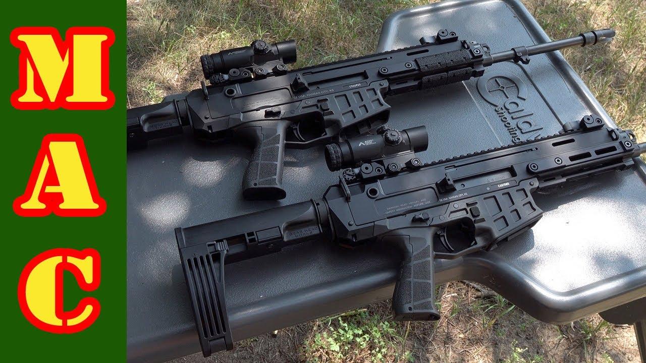 CZ Bren 2 Shoot-Off: 5.56 vs. 7.62x39