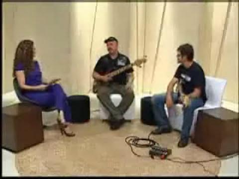 LEANDRO MORAES - NA TV - PROGRAMA ENFOQUE
