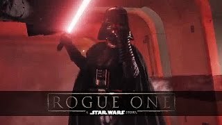 Rogue One: Darth Vader Final Ending Scene [HD]